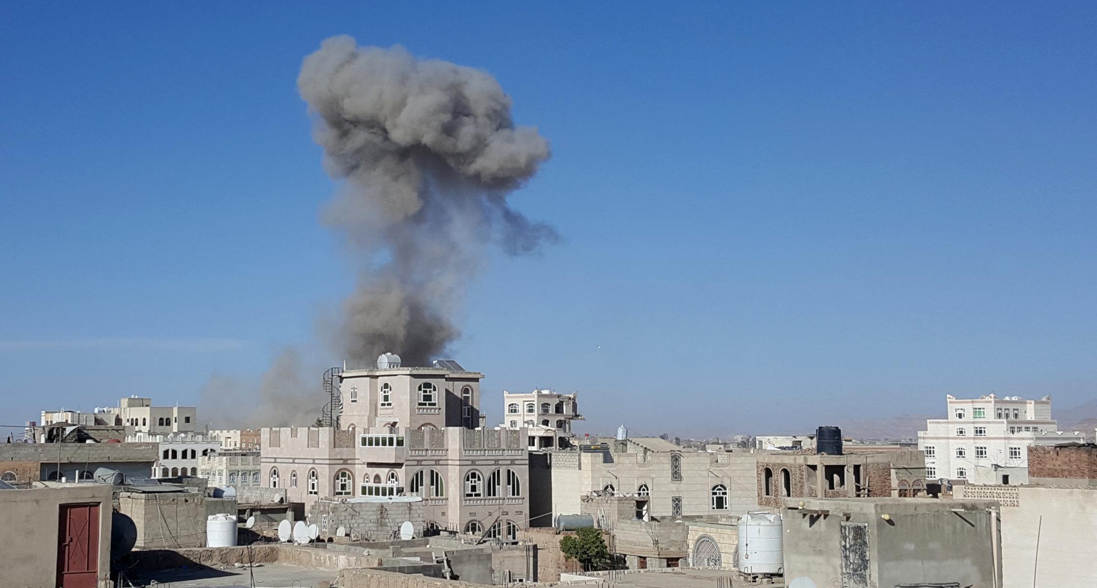 USA warten weiterhin saudische Kampfflugzeuge, die den Jemen bombardieren