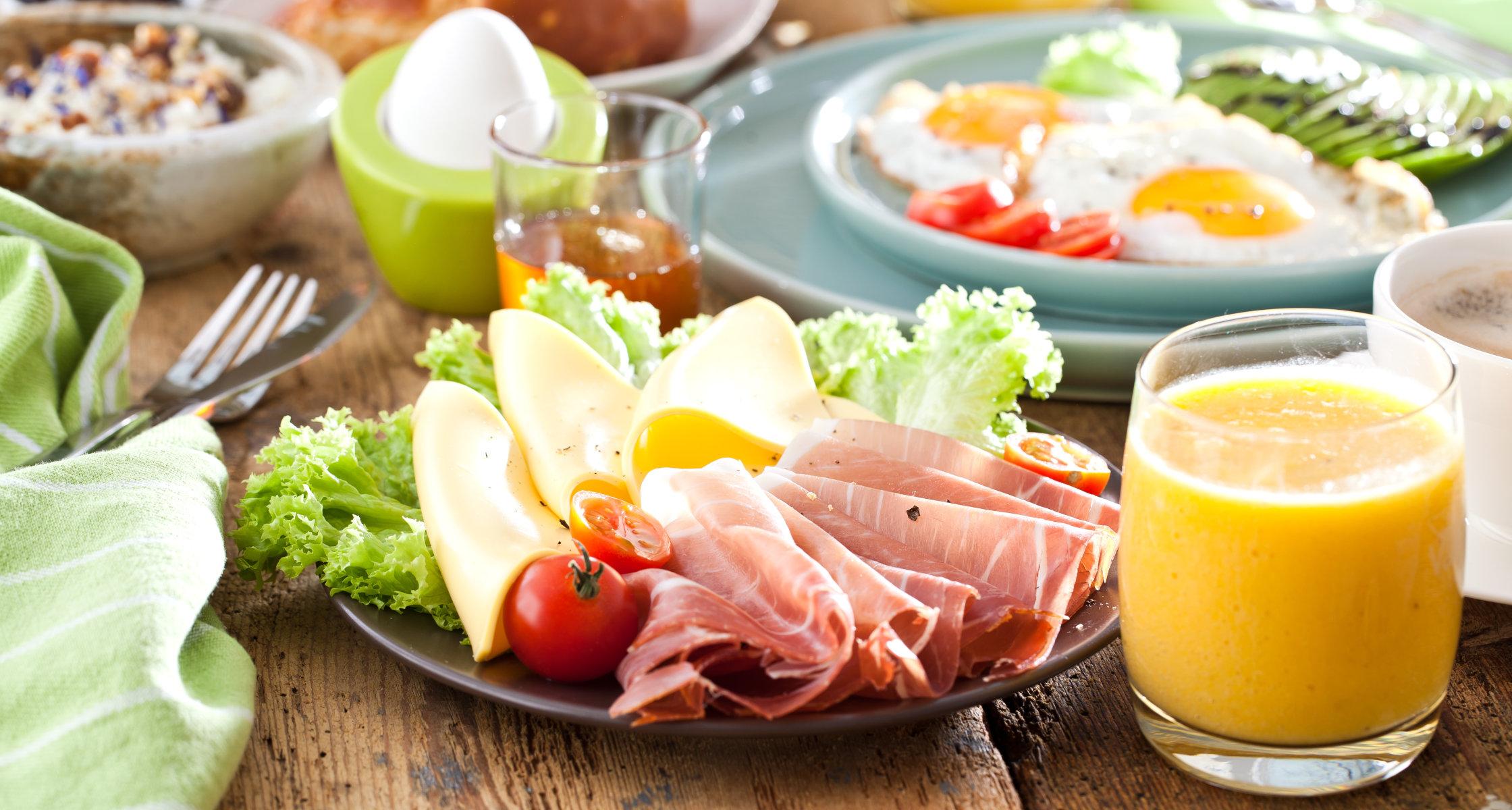 Frühstücken hilft beim Abnehmen