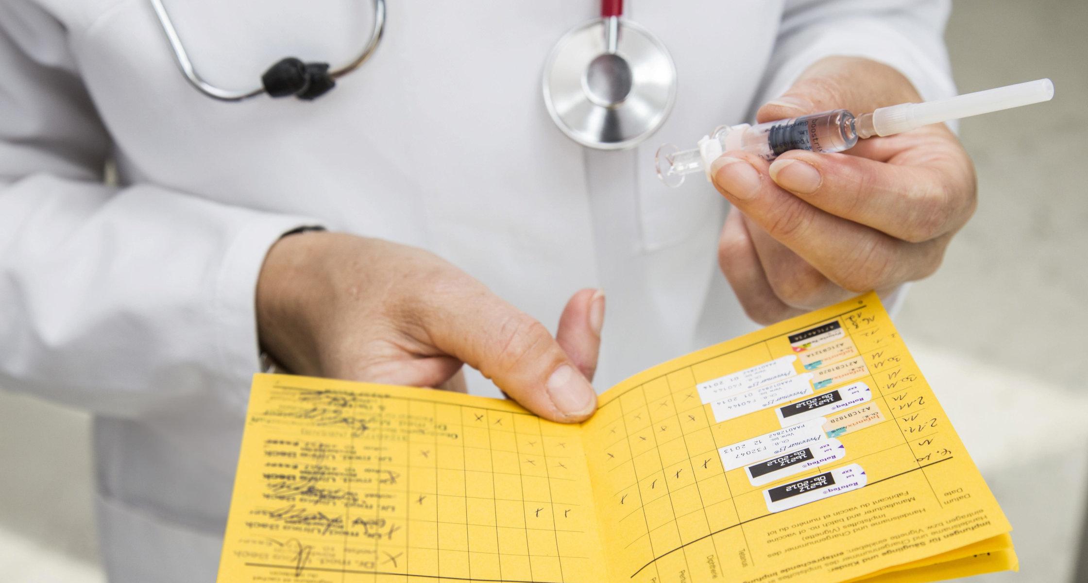 Tetanus impfung auffrischung vergessen