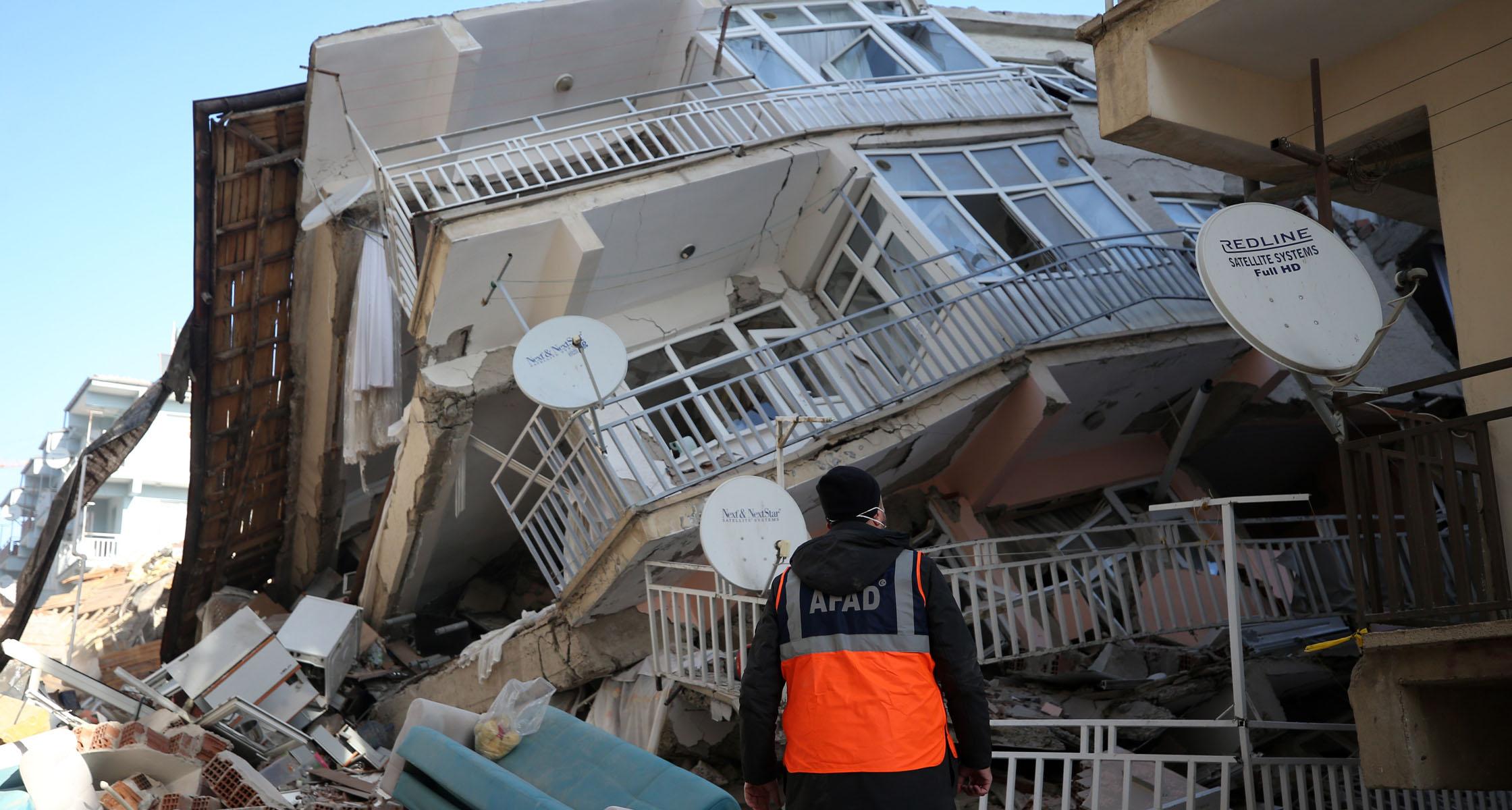 Kaum Noch Hoffnung Auf Uberlebende Nach Schwerem Erdbeben In Der