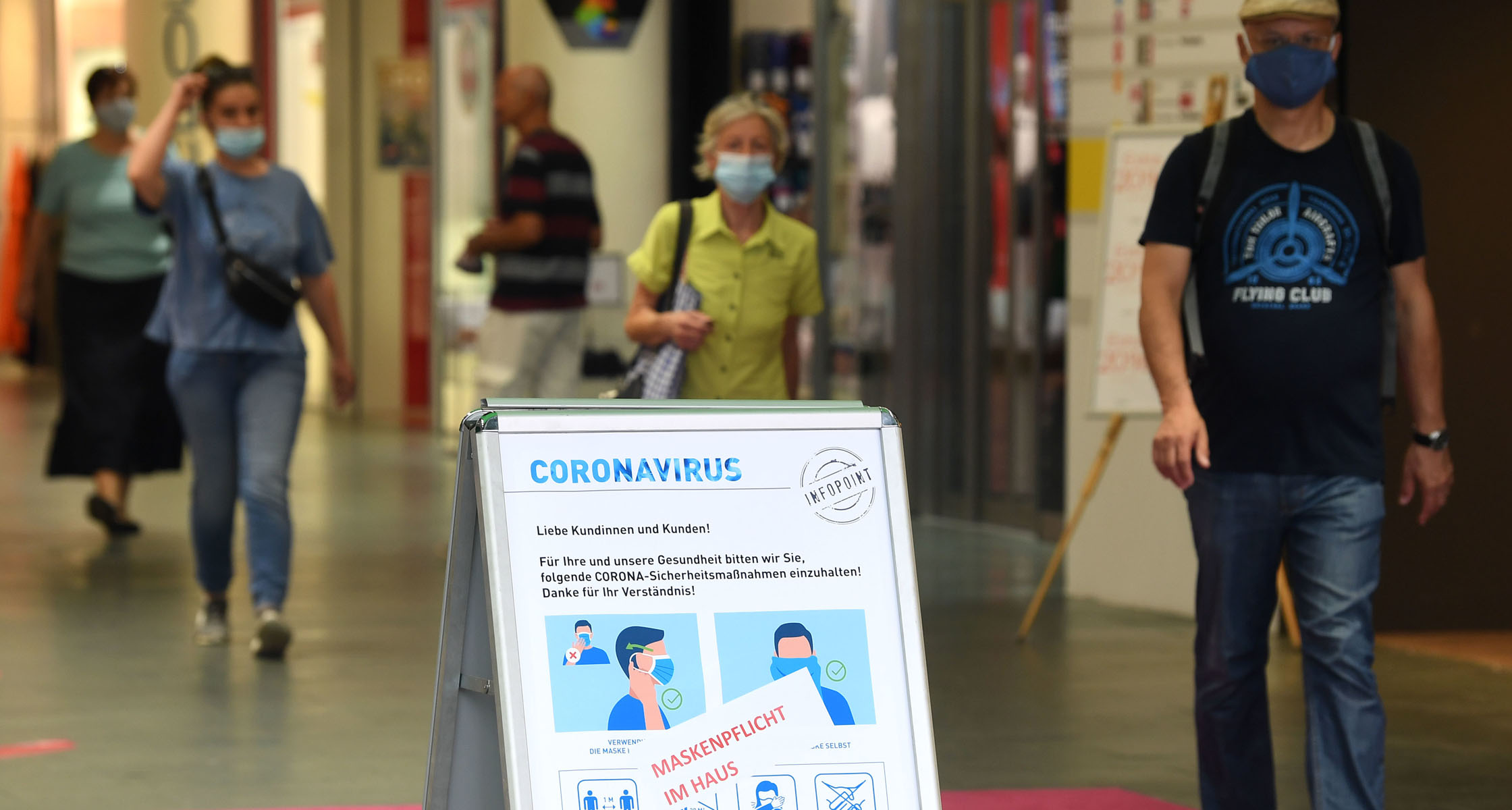 Sterberate durch Corona in Österreich kaum gestiegen
