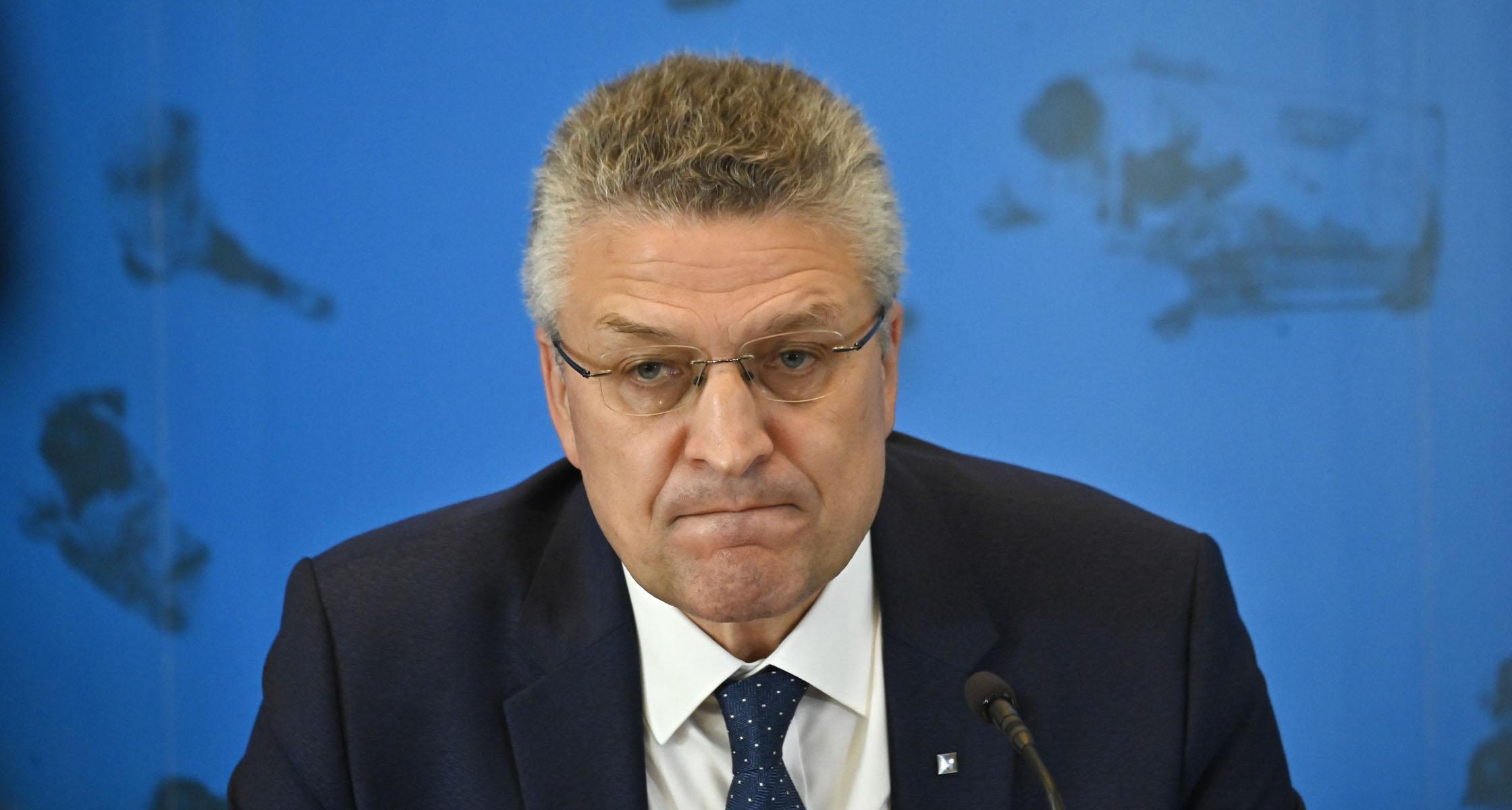 """RKI-Präsident Wieler: """"Entwicklung in Deutschland macht mir große..."""