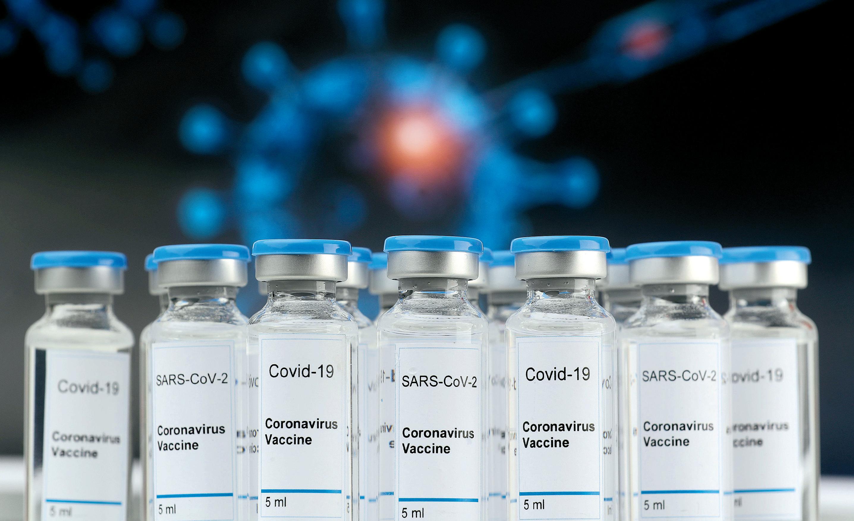 Covid 19 Impfstoffentwicklung Schneller Aber Sicher