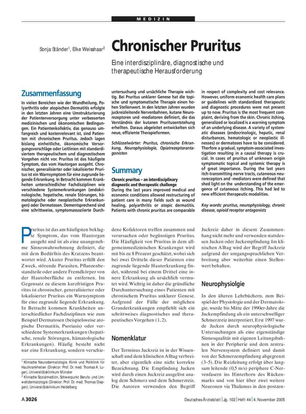 diagnosi di prostatite chronische bakterielle