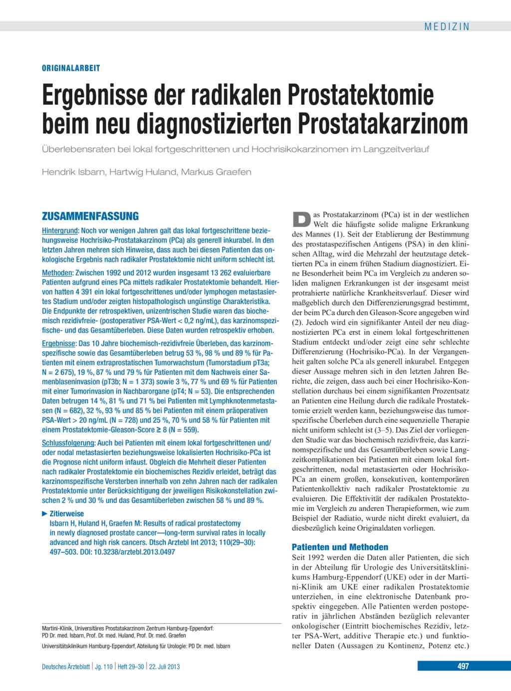 psa wert bei fehlender prostata