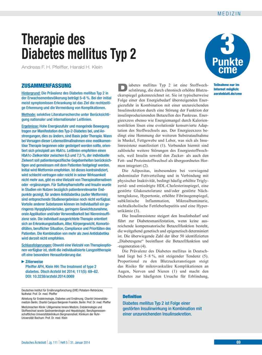 tipo de diabetes fallbeispiele pflege