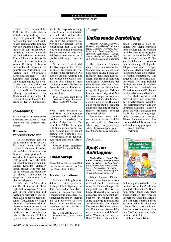 deutsches ärzteblatt jobs