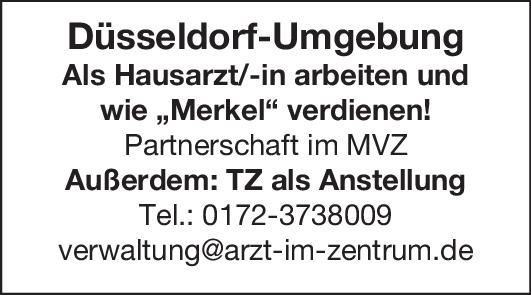 MVZ Hausarzt/-in  Innere Medizin, Allgemeinmedizin, Innere Medizin Arzt / Facharzt
