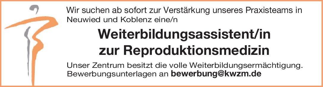 Praxis Weiterbildungsassistent/in zur Reproduktionsmedizin  Gynäkologische Endokrinologie und Reproduktionsmedizin, Frauenheilkunde und Geburtshilfe Assistenzarzt / Arzt in Weiterbildung