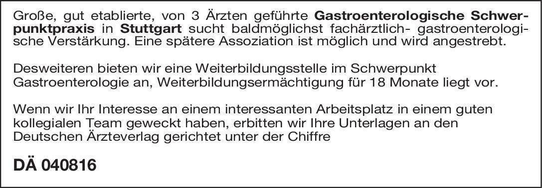 Praxis Facharzt für Gastroenterologie  Innere Medizin und Gastroenterologie, Innere Medizin Arzt / Facharzt