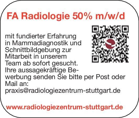Radiologiezentrum Facharzt/ärztin / Radiologie  Radiologie, Radiologie Arzt / Facharzt