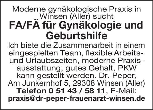 Praxis -  Dr. Peper Facharzt/Fachärztin für Gynäkologie und Geburtshilfe  Frauenheilkunde und Geburtshilfe, Frauenheilkunde und Geburtshilfe Arzt / Facharzt